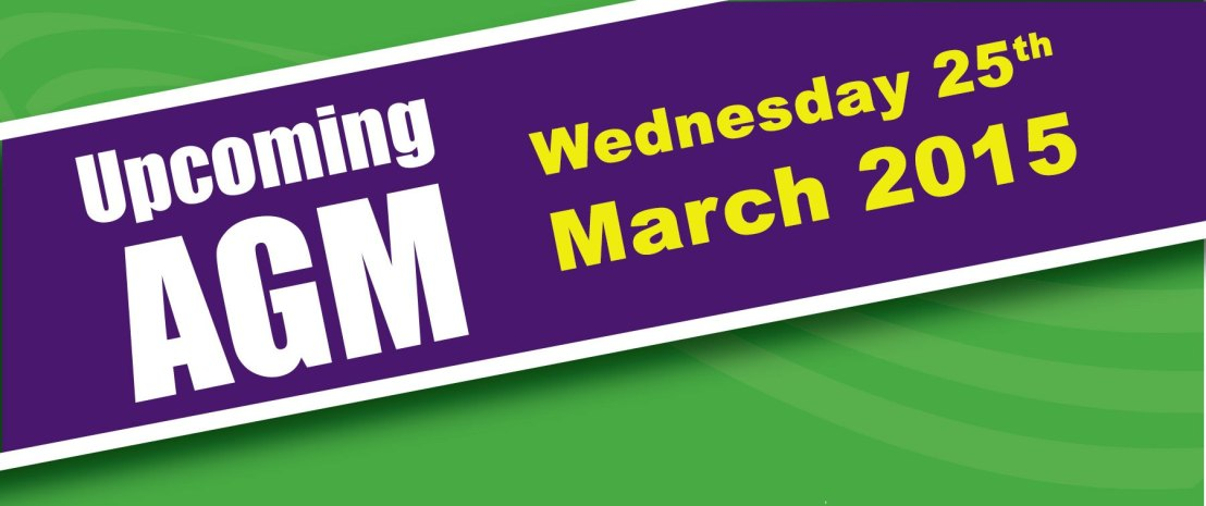 UWS UNISON AGM 25th March2015
