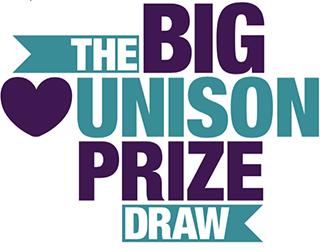 The Big UNISON PrizeDraw